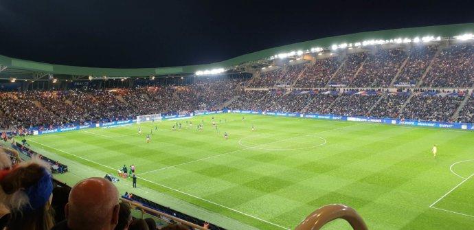 Stade de la Beaujoire de Nantes