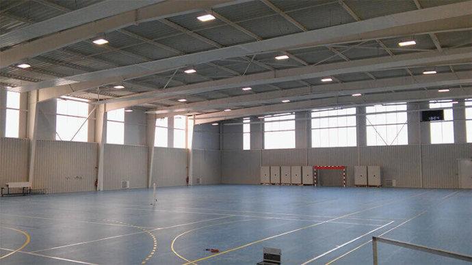 Salle de sports de Clermont