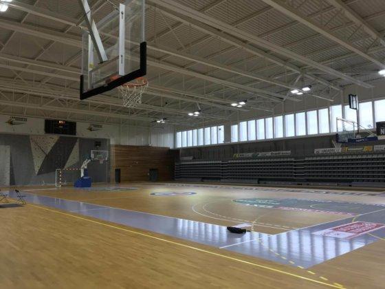 Salle de sports de Landerneau